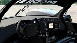 Mercedes CLR LM For RF2 & AC – New Previews VirtualRnet