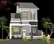 Desain Rumah Tebaru Contoh Desain Rumah Minimalis 2