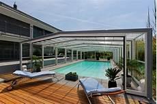 abri de piscine prix comment estimer le prix d un abri de piscine devibat