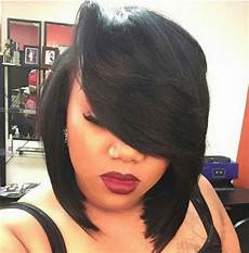 how to achieve a banging bob with a quick weave voice of