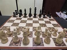 Catur Kayu Unik Adolf Anderssen Chess Set Jual