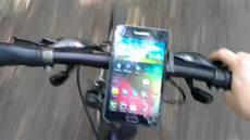 smartphone halterung fahrrad testbericht bikepad smartphone halterung f 252 rs fahrrad