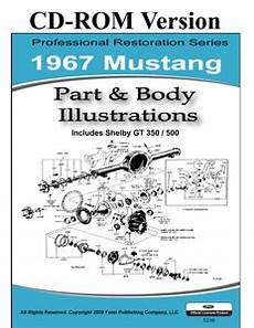 small engine service manuals 1966 ford mustang parking system 1967 ford mustang factory part body illustrations cd