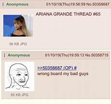 all 4chan boards anon gets the wrong board 4chan