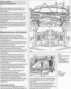 reparaturanleitung opel corsa c benziner ab modelljahr