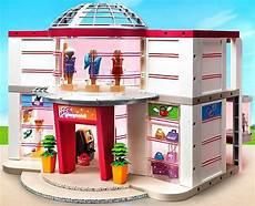 Playmobil Ausmalbilder Shopping Center Playmobil City Furnished Shopping Mall Set 5485 Toywiz