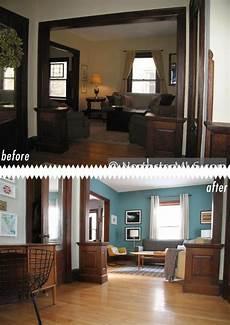 the best neutral paint colours to update dark wood trim living room dark wood trim wood