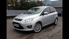 ford c max 2012 ford c max 2 0tdci titanium 5 seat pshift 140ps in silver