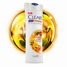 Bakeey Transparent Anti Fall by Clear Herbal Care Anti Dandruff Shoo