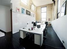 office space of creative studio