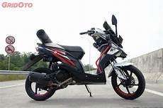 Beat Modif Touring by Cakep Modif Touring Honda Beat Ala Kantong Pelajar