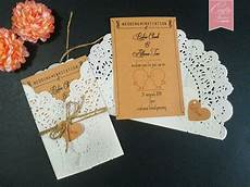 handmade wedding card and favours
