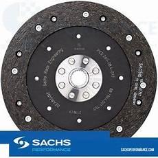 sachs performance kupplungsscheibe 001707
