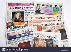 broadsheet newspapers in uk 92735627 alamy