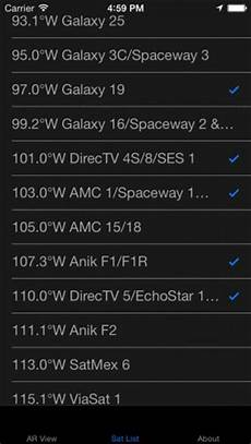 die besten satfinder apps finde das perfekte satelliten