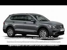 Offre De Volkswagen Tiguan Allspace 2 0 Tdi 150ch Carat