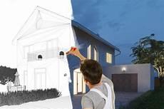Fassaden Grundierung Reinigung Und Grundierung