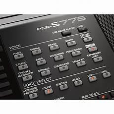 yamaha psr s775 171 keyboard