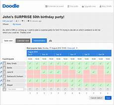create free online polls in a matter of minutes with doodle doodle