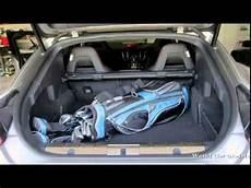 Porsche Panamera Kofferraum - porsche panamera interior trunk