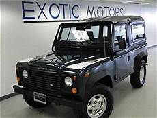 automobile air conditioning service 1997 land rover defender 90 transmission control find used 1997 land rover defender 90 hardtop awd air conditioning 16 whls cdplyr 1 owner in
