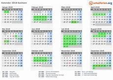 kalender 2018 sachsen kalender 2018 ferien sachsen feiertage