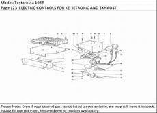 buy part 61766300 fuel pump relay testarossa us version bosch 0280230012 buy