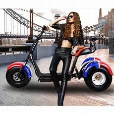 elektro cityroller strassenzulassung elektrotrike trike scooter roller neuheit elektroroller