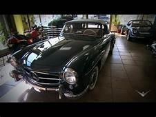 1955 Mercedes 190SL  Chasing Classic Cars YouTube