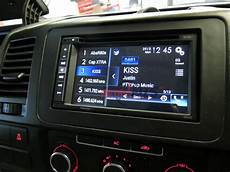 pioneer avic f980dab sat nav and multimedia for vw t5