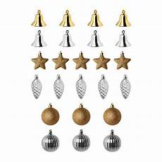 Vinter 2018 24 Hanging Ornament Set Ikea