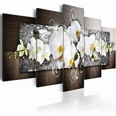 leinwandbilder blumen leinwand bilder xxl kunstdruck wandbild blumen orchidee
