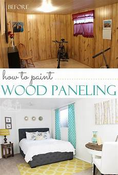 Decorating Ideas Painting Wood Paneling by How To Paint Wood Paneling Paint Wood Paneling Woods