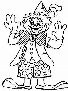 coloring pages to print clowns and circus coloring