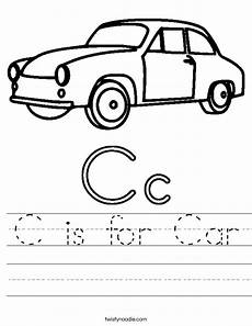 car coloring pages for preschoolers 16492 c is for car worksheet cars preschool