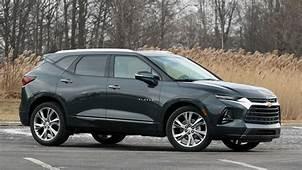 2019 Chevy Blazer Premier AWD Review Camaro Utility Vehicle