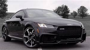 2019 Audi TT RS Review And Specs  YouTube