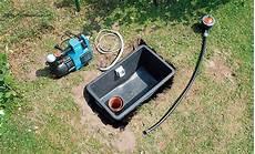 pumpe für brunnen brunnen bohren wasser im garten teich selbst de