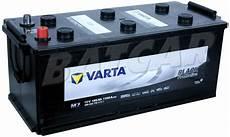 varta black m7 12v 180 ah shd lkw batterie land