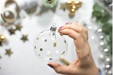 Weihnachtskugeln Bemalen Silber Gold Bei 12giftsoflove