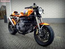 Honda Cbx 1000 Slick Six Rocketgarage Cafe Racer Magazine