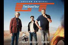 The Grand Tour Trailer Released Motoring