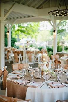 burlap wedding tablescape burlap wedding ideas