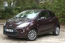 essai ford ka essai ford ka titanium plus 1 2 l 69 ch essai auto ford