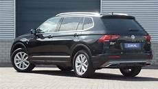 Volkswagen Tiguan Allspace Highline - volkswagen new tiguan allspace 2018 highline black