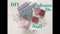 Diy Cadeau De Noel Diy Id 233 Es Cadeaux De No 235 L 224 Faire Soi M 234 Me