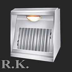 How Kitchen Exhaust Works by Industrial Kitchen Exhaust R K Engineering Works
