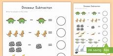 dinosaur subtraction worksheets 15366 dinosaur subtraction worksheet subtraction math dinosaurs activity