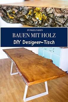 tischplatte selber machen anleitung designer tisch mit massiver tischplatte selber