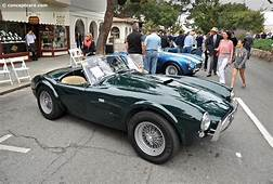 1963 Shelby Cobra 289 At The Carmel By Sea Concours On